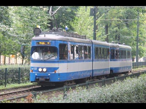 Buses And Trams Of Krakow (Autobusy I Tramwaje W Krakowie)