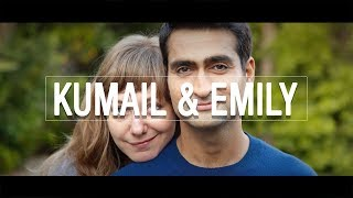 Kumail Nanjiani and Emily V. Gordon: The Big Sick, racialised comedy, cultural identity