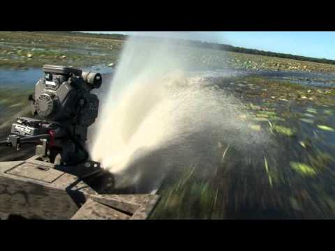 Xpress Mud Boat Video South Louisiana and Bayou Meto