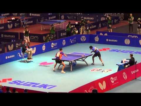 China Vs India   Table Tennis  2015