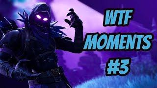 Fortnite WTF Moments #3 | WTFGames