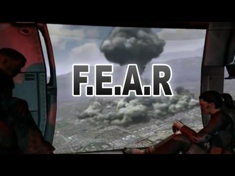 Ending/Концовка F.E.A.R