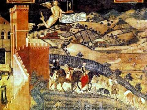 Ambrogio Lorenzetti - 1290 1348