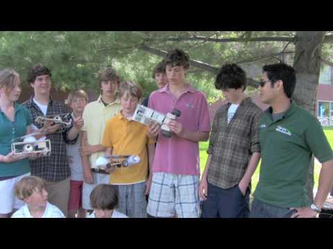 Upper Valley Junior Solar Sprint 2009