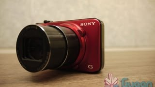 Sony HX10v Super Zoom Point and Shoot Camera - iGyaan