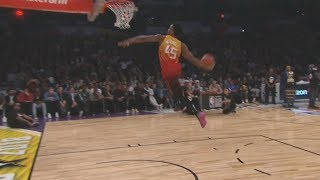 Final Round Of The 2018 Verizon Slam Dunk Contest! (Full Highlights)