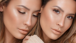 GRWM SPECIAL EVENT MAKEUP | DESI PERKINS
