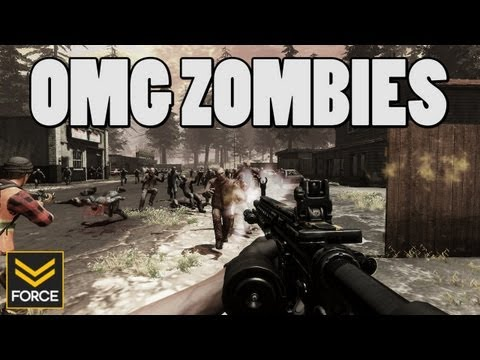 The War Z: Shooting Zombies In The Face