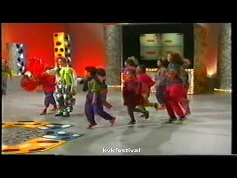 Kinderen voor Kinderen Festival 1990 - Kussen