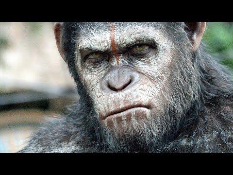 PLANET DER AFFEN 2: REVOLUTION Trailer Deutsch German & Kritik Review (2014)