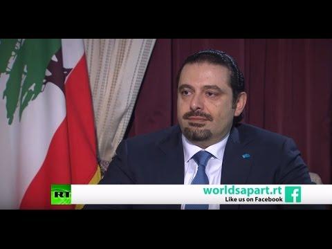 GULFS IN THE GULF? Saad Hariri, former Prime Minister of Lebanon