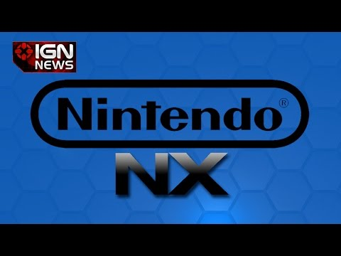 NX is Nintendo's New Next-Generation Hardware System - IGN News