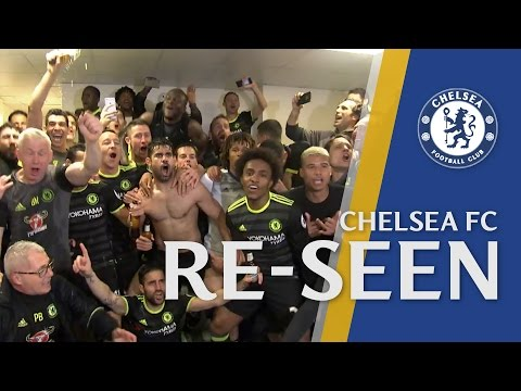 CHAMPIONS! Exclusive player GoPro cam inside the dressing room of the new Premier League winners!