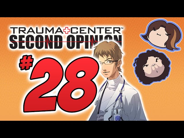 Trauma Center Second Opinion: Fart Attack! - PART 28 - Game Grumps