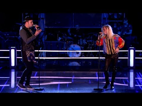 Chris Royal Vs Jamie Lovatt - Exclusive Episode 9 Preview: The Voice Uk 2014 - Bbc One video