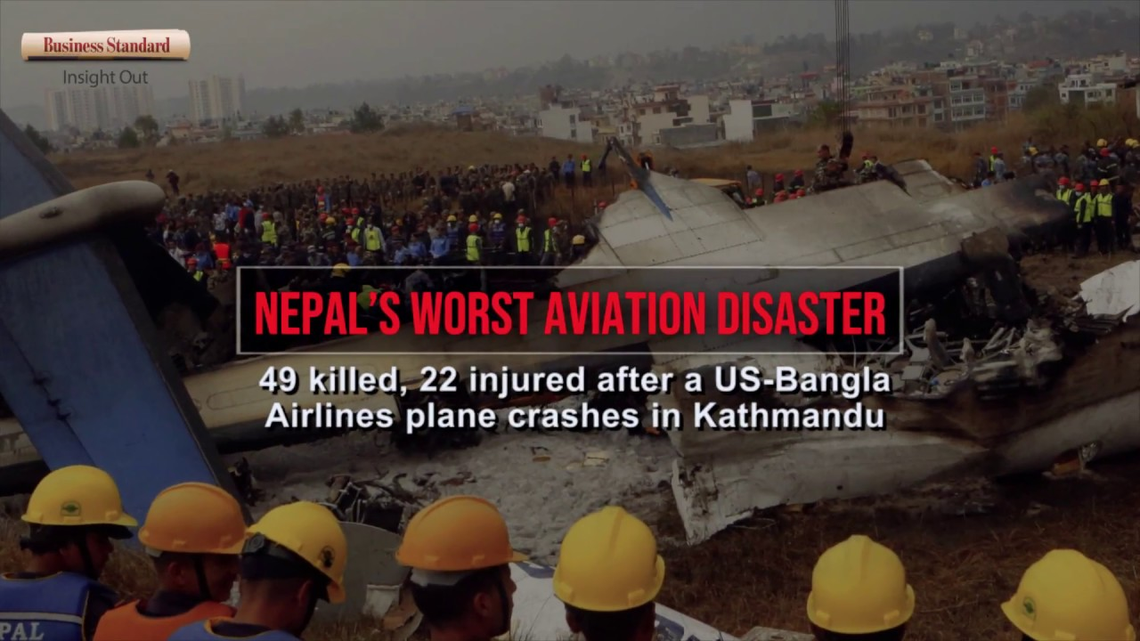 Nepal plane crash: 50 dead in the nation's worst aviation disaster in 25 years