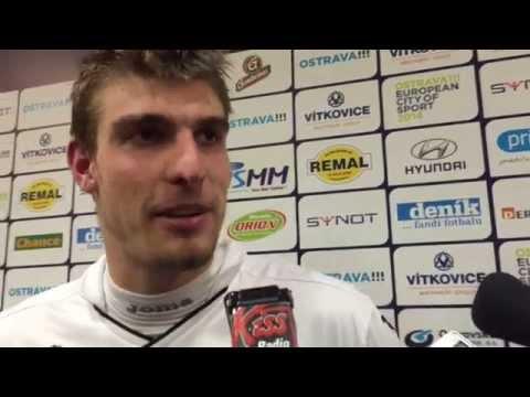 Rozhovor: Martin Kouřil (FC Baník Ostrava vs. AC Sparta Praha)