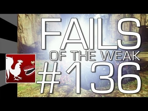 Halo 4 - Fails of the Weak Volume 136 (Funny Halo Bloopers and Screw-Ups!)