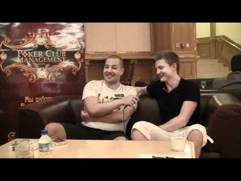Интервью с Александром KEFIR Молочниковым (юмор)
