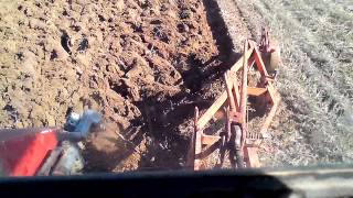 IMT 5106 ploughing