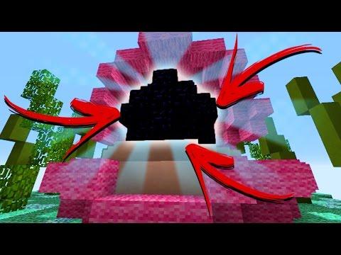 Minecraft: EGG WARS - FIZEMOS UM OVO GIGANTE DE PROTEÇÃO! thumbnail