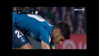 Marco Asensio vs Real Betis Away (18/02/2018) 1080i