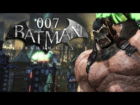 BATMAN: ARKHAM CITY #007 - Die Gewaltakte [HD+] | Let's Play Batman: Arkham City