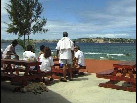 Bilene, Mozambique. Complexo Palmeiras. Travel guide.