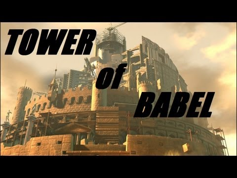 Tower of Babel Link from TranZit to Die Rise: Better Images and Babel Theory