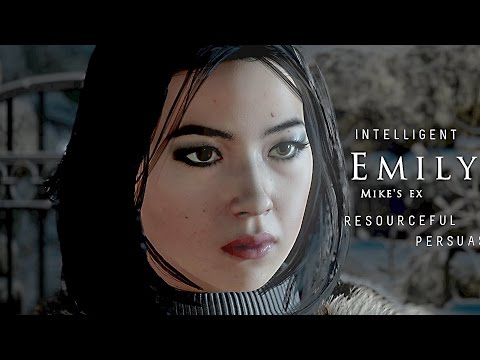 Until Dawn Bonus Chapter Matt and Emily Gameplay Full Walkthrough