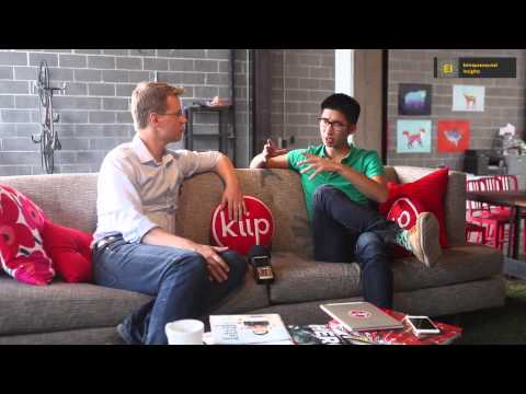 Kiip | Interview with its Founder & CEO - Brian Wong