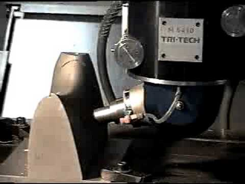 Simultaneous 5-axis from Tri-Tech