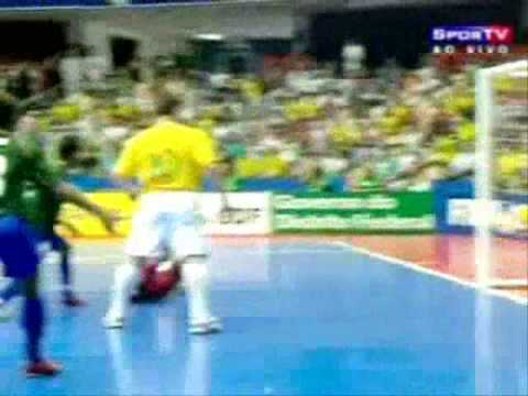 FIFA Futsal World Cup 2008 - Brasil 21 - 0 Solomon Island