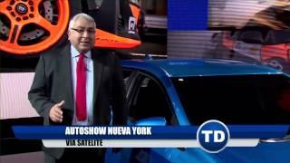 Los nuevos modelos de autos del 2015 y 2016 del Autoshow de NY