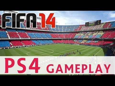 [TTB] FIFA 14 PS4 Next Gen - Gameplay and Initial Impressions