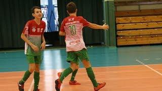 XXIV Turniej Aleksandra Harabasza: UKS AP Ostrów Mazowiecka - Olimpia Zambrów