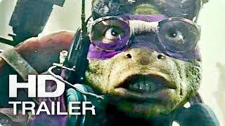 TEENAGE MUTANT NINJA TURTLES Official Trailer 2   2014 TMNT Movie [HD]