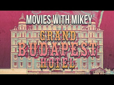 The Grand Budapest Hotel (2014) - Movies with Mikey