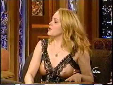 Rose McGowan on Jimmy Kimmel Live