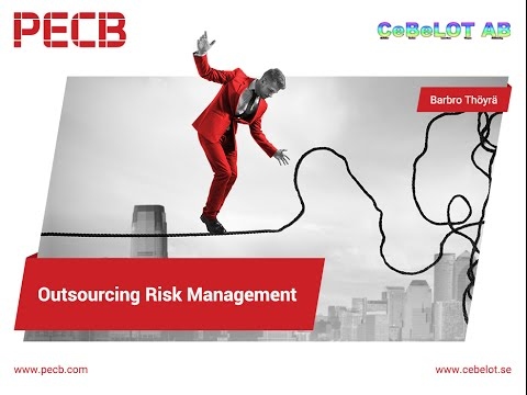 outsourcing risk