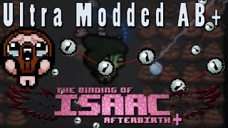 Ultra Modded Afterbirth Plus | Technology Zero!