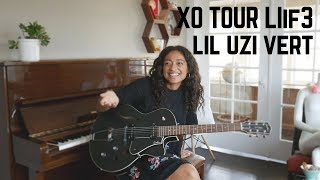 Lil Uzi Vert - XO Tour Llif3 (Cover) by Dana Williams