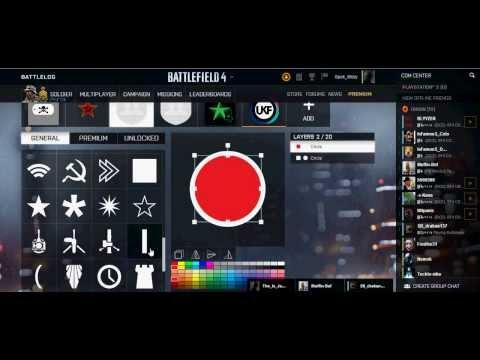 BF4 Emblems n°1   Creator - Headphones Beats