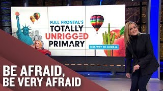 He's Loaded: How the Trump Re-election Campaign Raised So Much Money | Full Frontal on TBS