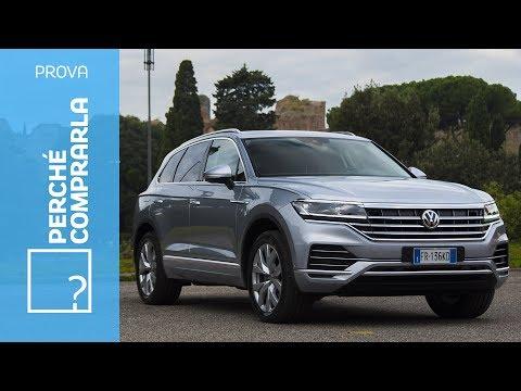 Volkswagen Touareg 2018  Perché comprarla e perché no