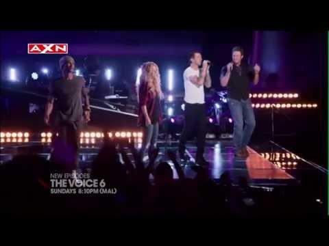 AXN The Voice 6 - Coaches Sing!