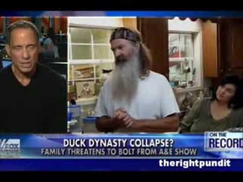 Duck Dynasty Harvey Levin
