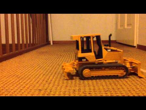 Bruder RC cat Dozer D5 Rc Conversion
