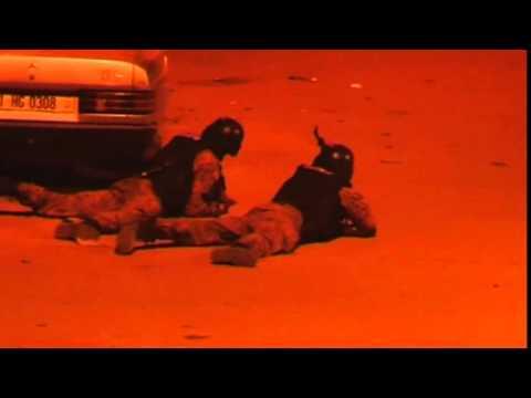 Burkina Faso Attack 16-01-2016