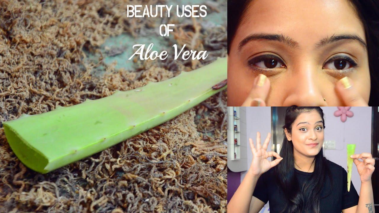 10 Aloe Vera Uses For Your Beauty Routine | AVG Beauty Hacks